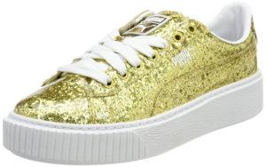 Sneakers Platformglitter Puma