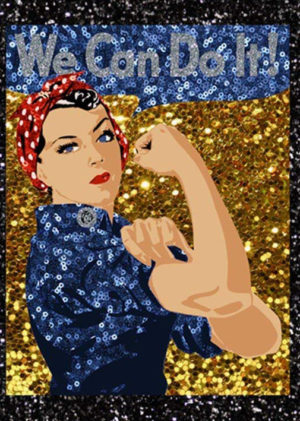 Rosie la riveteuse Howard Miller