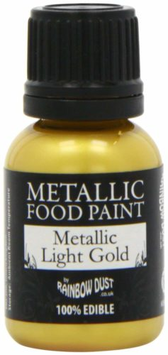 Rainbow Dust Metallic Paint or