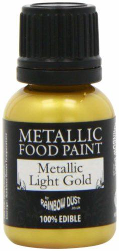Rainbow Dust Metallic Paint or