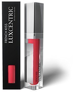 Gloss French Kiss pailleté repulpant rouge Ferrié Paris