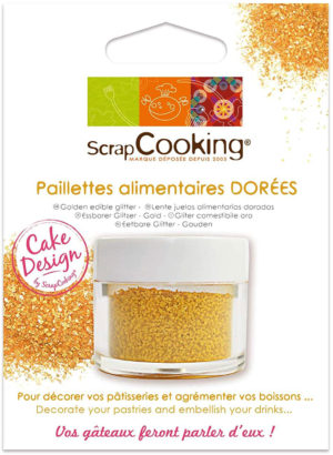 Paillettes or ScrapCooking