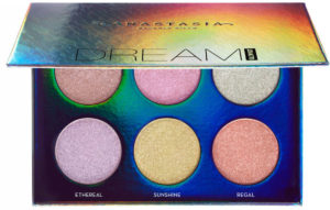 Palette enlumineurs Anastasia Beverly Hills Dream glow kit