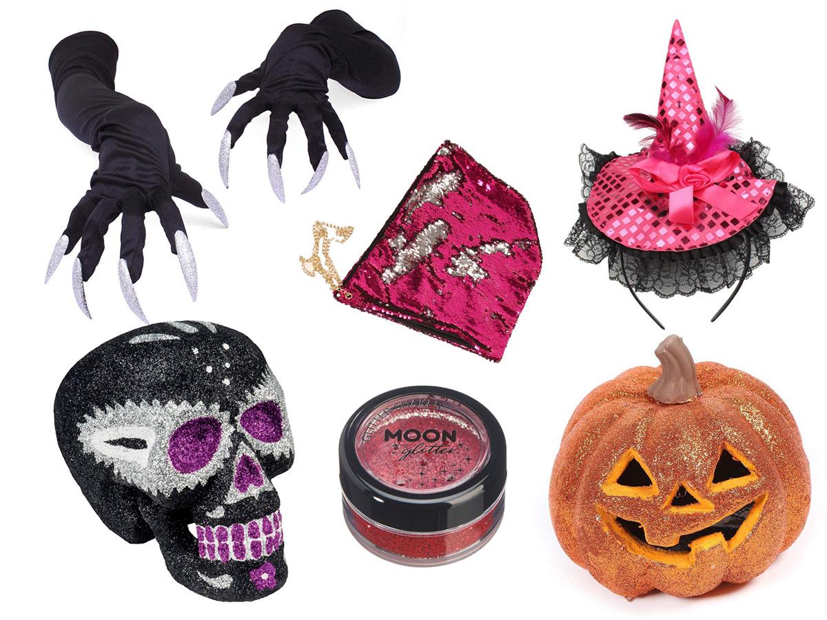Halloween et paillettes