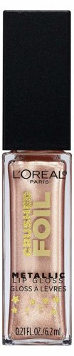 Gloss metallic LOréal Paris Crushed Foil
